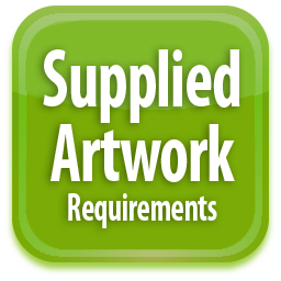 Supplied Artworks Requirements